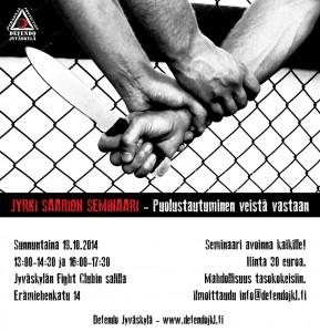 Jyrki Saarion seminaari
